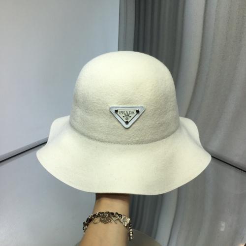 Prada Caps #910706 $41.00 USD, Wholesale Replica Prada Caps