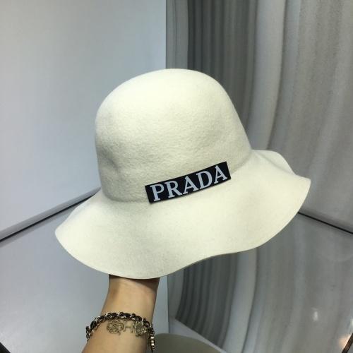 Replica Prada Caps #910706 $41.00 USD for Wholesale