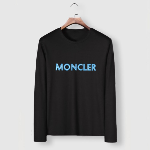 Moncler T-Shirts Long Sleeved For Men #910708 $34.00 USD, Wholesale Replica Moncler T-Shirts