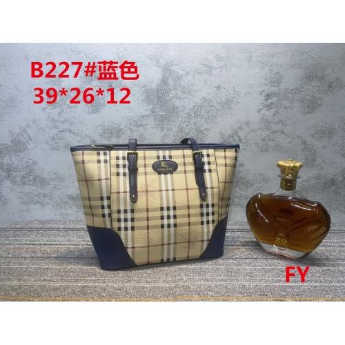 Burberry New Handbags For Women #910725 $33.00 USD, Wholesale Replica Burberry New Handbags
