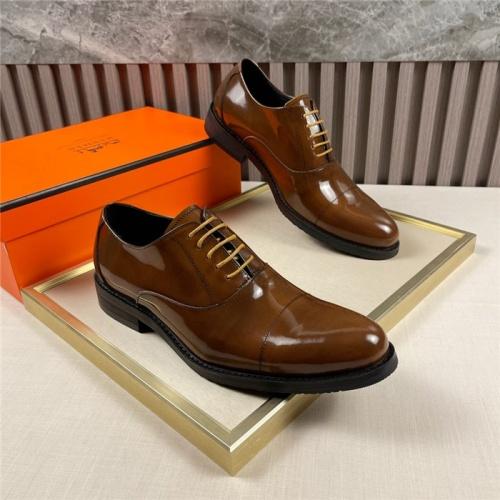 Hermes Leather Shoes For Men #910795