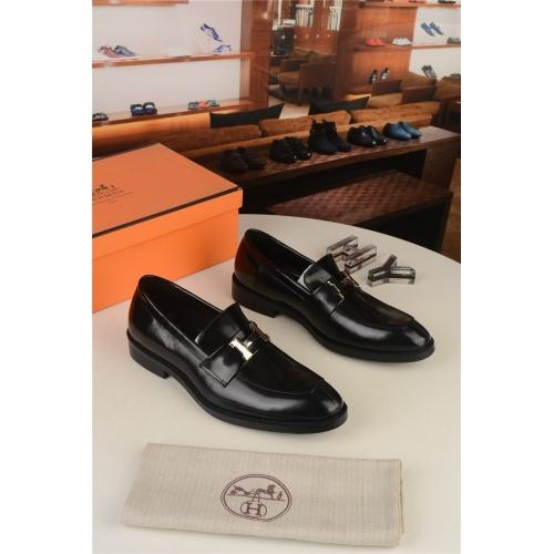 Hermes Leather Shoes For Men #910859