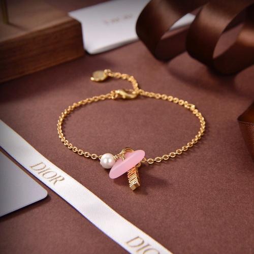 Christian Dior Bracelets #911001 $29.00 USD, Wholesale Replica Christian Dior Bracelets