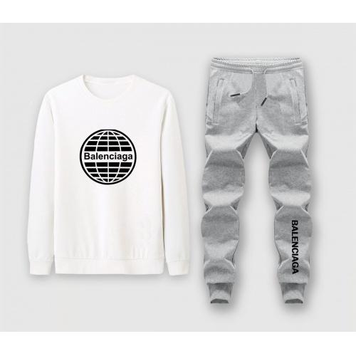 Balenciaga Fashion Tracksuits Long Sleeved For Men #911094