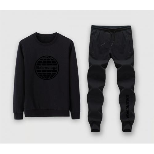Balenciaga Fashion Tracksuits Long Sleeved For Men #911097