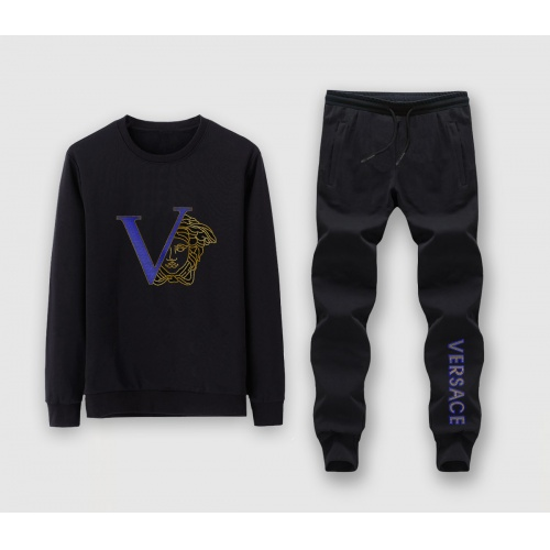 Versace Tracksuits Long Sleeved For Men #911102