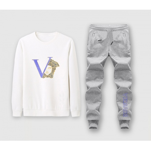 Versace Tracksuits Long Sleeved For Men #911104
