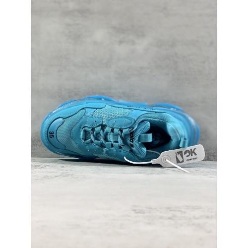 Replica Balenciaga Fashion Shoes For Men #911508 $171.00 USD for Wholesale