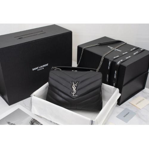 Yves Saint Laurent YSL AAA Messenger Bags For Women #911557