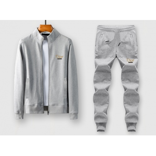 Christian Dior Tracksuits Long Sleeved For Men #911563