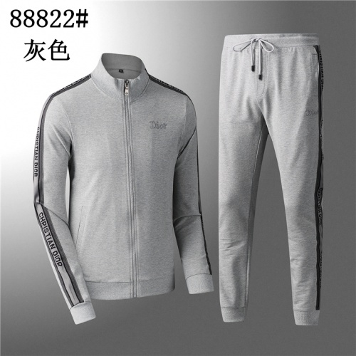 Christian Dior Tracksuits Long Sleeved For Men #911597