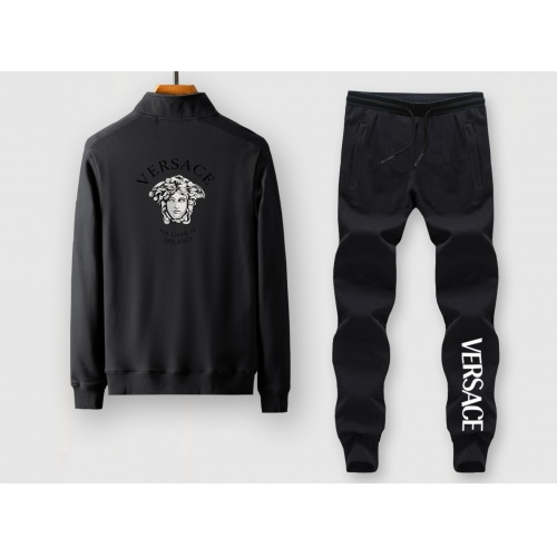 Versace Tracksuits Long Sleeved For Men #911649