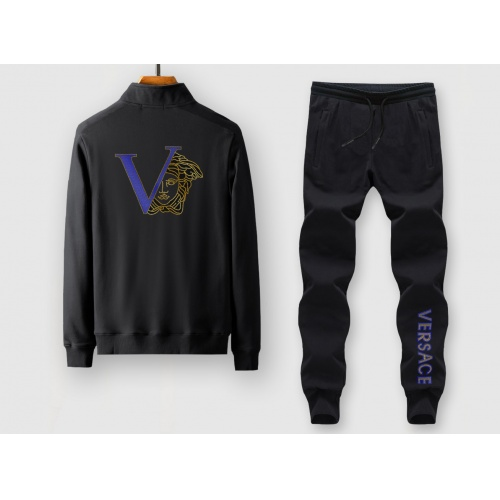 Versace Tracksuits Long Sleeved For Men #911656