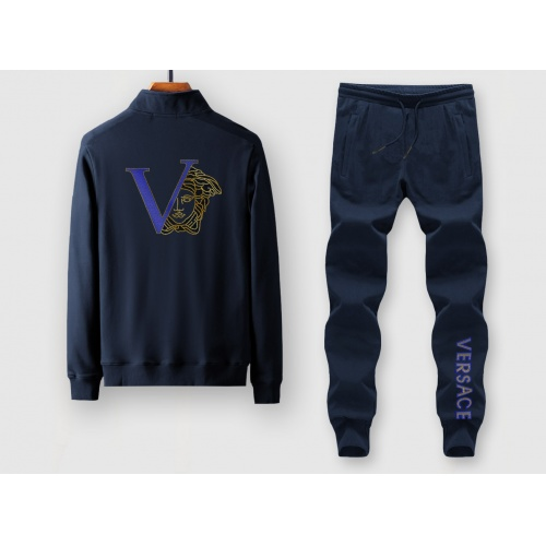 Versace Tracksuits Long Sleeved For Men #911657