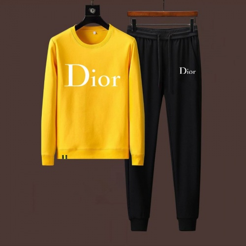Christian Dior Tracksuits Long Sleeved For Men #911914