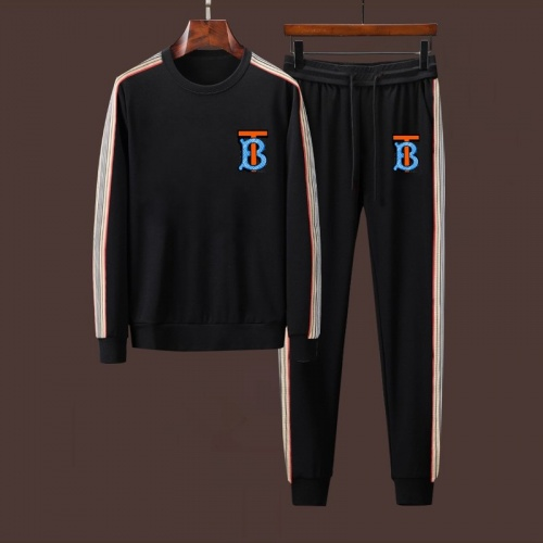 Burberry Tracksuits Long Sleeved For Men #911929