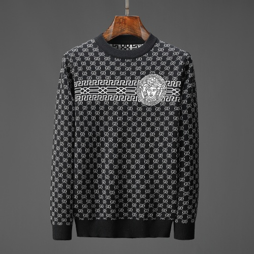 Versace Sweaters Long Sleeved For Men #911992