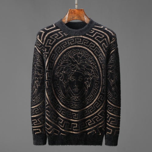 Versace Sweaters Long Sleeved For Men #912004