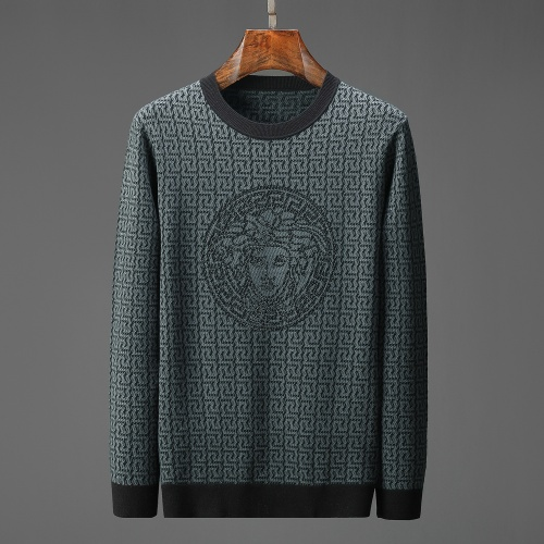 Versace Sweaters Long Sleeved For Men #912007