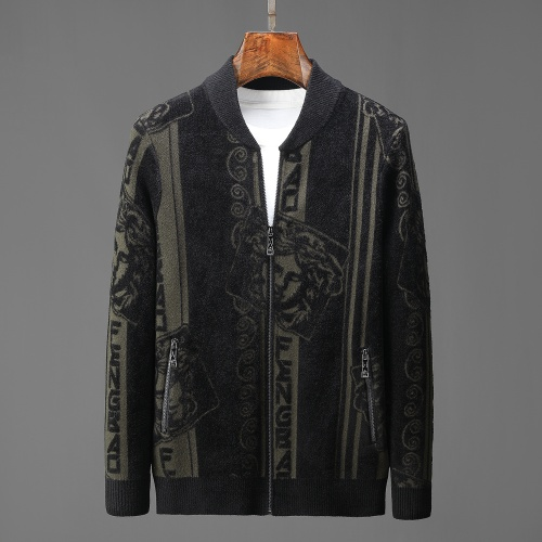 Versace Fashion Jackets Long Sleeved For Men #912019