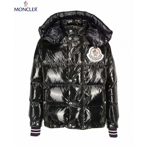 Moncler Down Feather Coat Long Sleeved For Unisex #912097