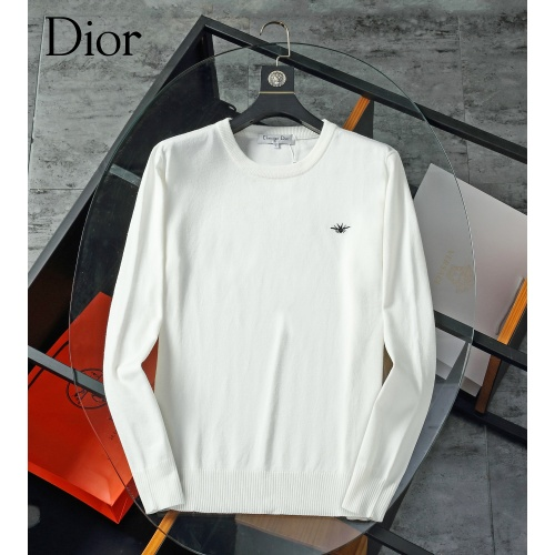 Christian Dior Sweaters Long Sleeved For Men #912290