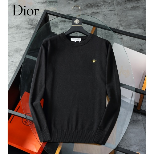 Christian Dior Sweaters Long Sleeved For Men #912291