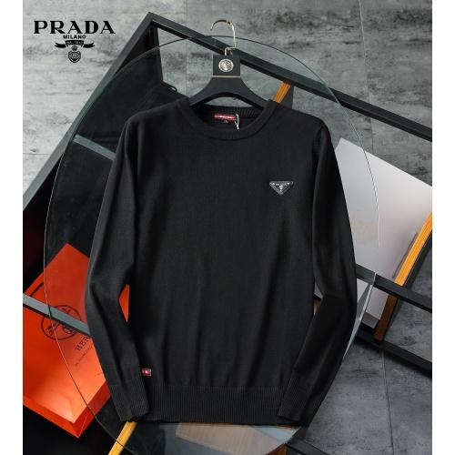 Prada Sweater Long Sleeved For Men #912298