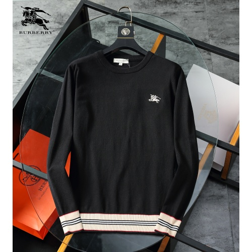 Burberry Fashion Sweaters Long Sleeved For Men #912309
