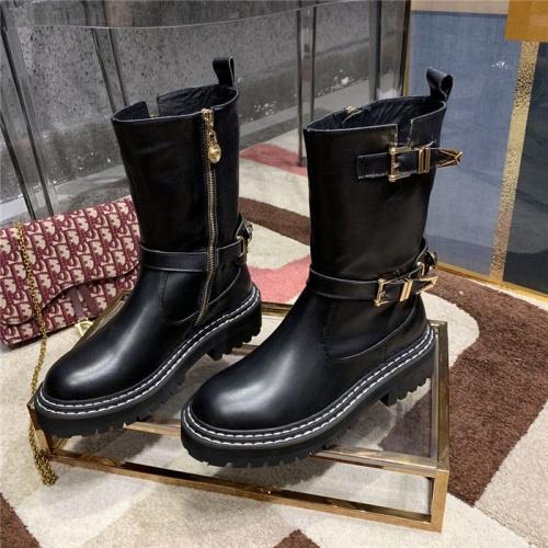 Versace Boots For Women #912467
