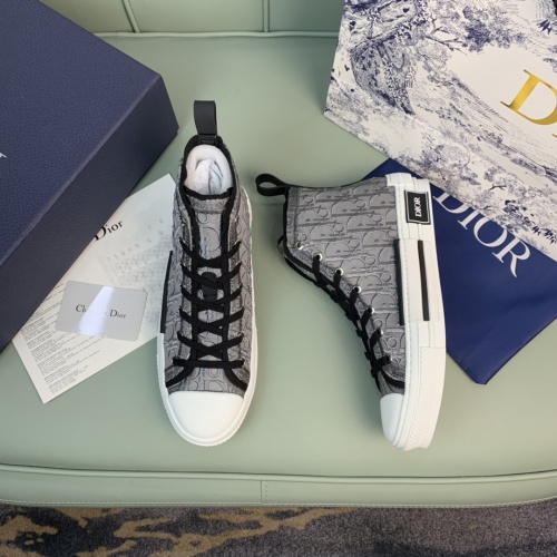Christian Dior High Tops Shoes For Women #912566