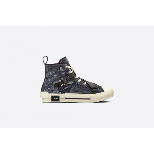 Christian Dior High Tops Shoes For Men #912570