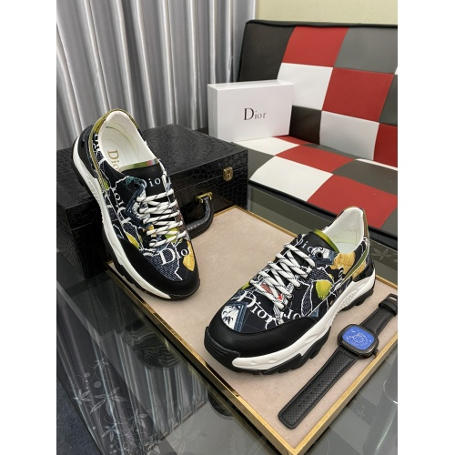 Christian Dior Casual Shoes For Men #912654