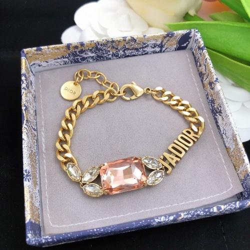 Christian Dior Bracelets #912772 $32.00 USD, Wholesale Replica Christian Dior Bracelets