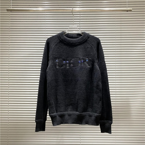 Christian Dior Sweaters Long Sleeved For Unisex #912910