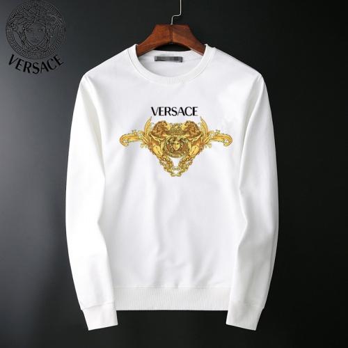 Versace Hoodies Long Sleeved For Men #913527