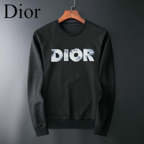 Christian Dior Hoodies Long Sleeved For Men #913533