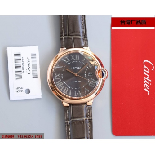 Cartier AAA Quality Watches For Men #913745