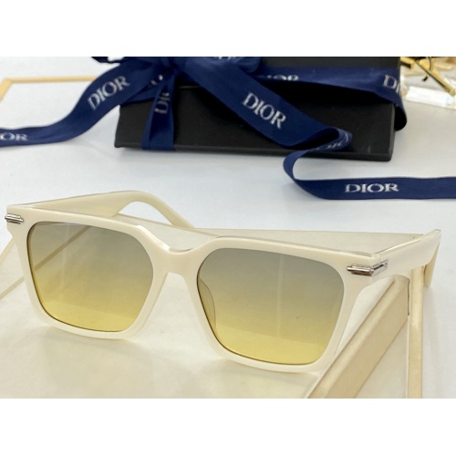 Christian Dior AAA Quality Sunglasses #913763 $60.00 USD, Wholesale Replica Christian Dior AAA Quality Sunglasses