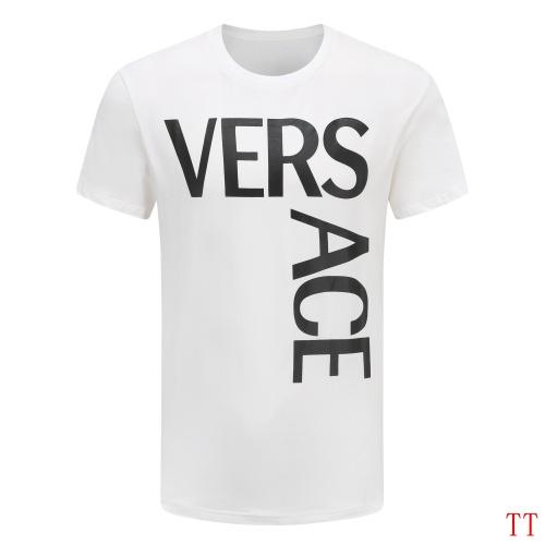 Versace T-Shirts Short Sleeved For Men #913987