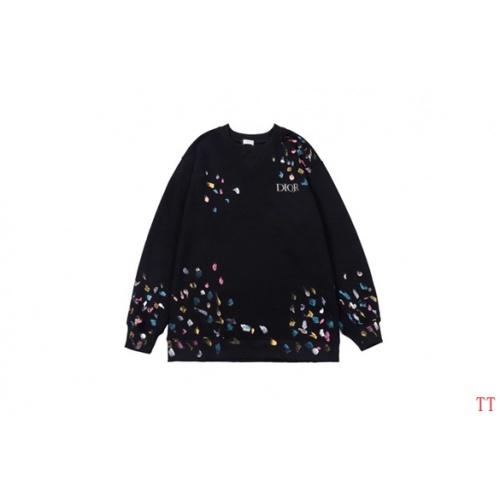 Christian Dior Hoodies Long Sleeved For Men #914006