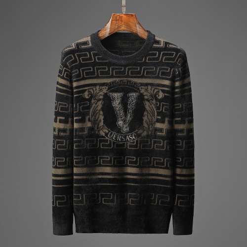 Versace Sweaters Long Sleeved For Men #914019