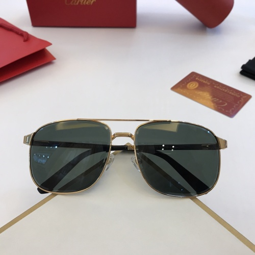 Cartier AAA Quality Sunglassess #914060
