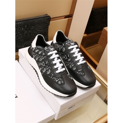 Christian Dior Casual Shoes For Men #914229