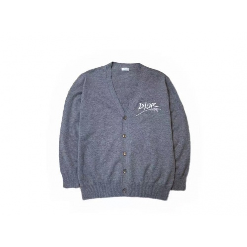 Christian Dior Sweaters Long Sleeved For Unisex #914339