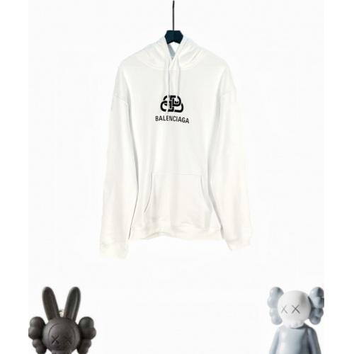 Balenciaga Hoodies Long Sleeved For Unisex #914388
