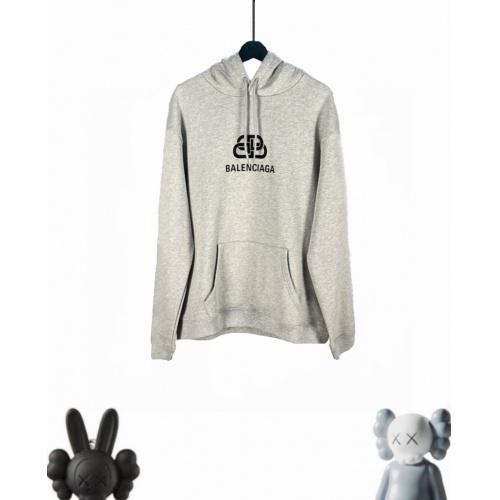 Balenciaga Hoodies Long Sleeved For Unisex #914390