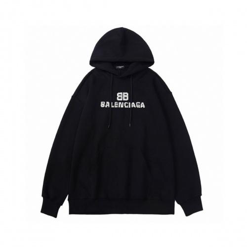 Balenciaga Hoodies Long Sleeved For Unisex #914396