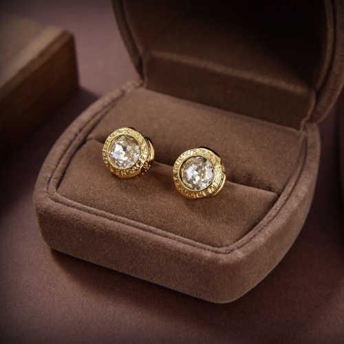 Versace Earrings #914454 $29.00 USD, Wholesale Replica Versace Earrings