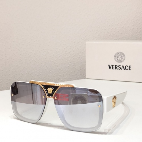 Versace AAA Quality Sunglasses #914551 $60.00 USD, Wholesale Replica Versace AAA+ Sunglasses